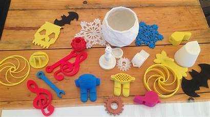 Printed Items Objects 3d Makerbot Printing Anat