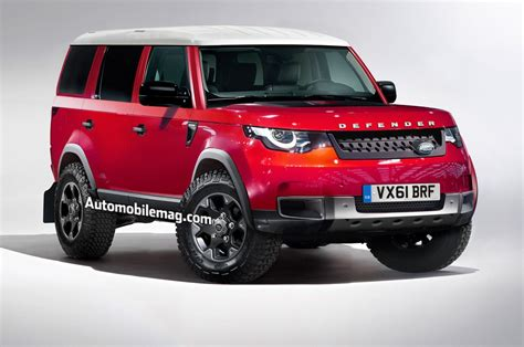 2019 Land Rover Defender by 2019 Land Rover Defender Review Release Date Engine