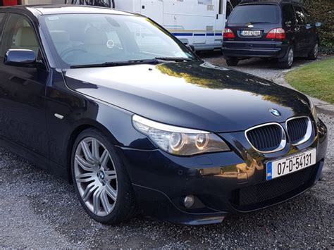 2007 Bmw 5 Series For Sale In Tramore, Waterford From