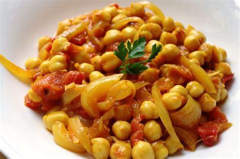 cuisiner pois chiche curry de pois chiches recette
