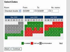 Intégrer le calendrier de réservation à votre site