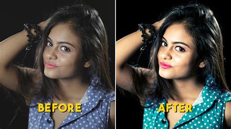 portrait photo editing  photoshop tutorial subhadip mondal