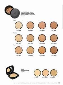 Arbonne Perfecting Liquid Foundation Tone Guide