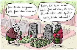 Flexi Rente Mit 63 : rentenreform von kittihawk politik cartoon toonpool ~ Frokenaadalensverden.com Haus und Dekorationen