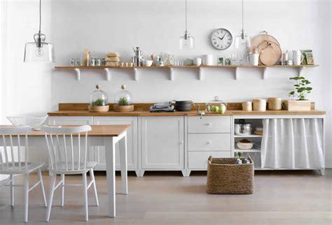 buffet cuisine en bois buffet de cuisine bois blanc