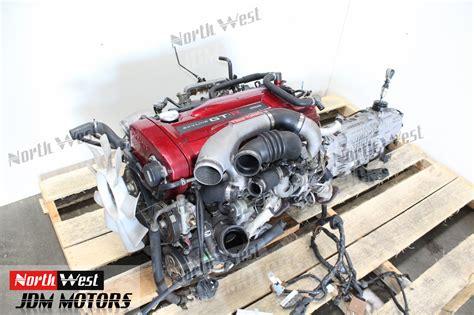 2 6l Mitsubishi Engine by 1999 2002 Nissan Skyline Gtr R34 Rb26dett Turbo Engine