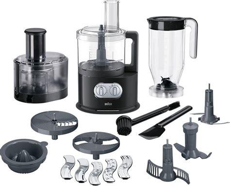 Braun Küchenmaschine Mit Kochfunktion Fp 5160, 1000 W, 2 L Schüssel Online Kaufen