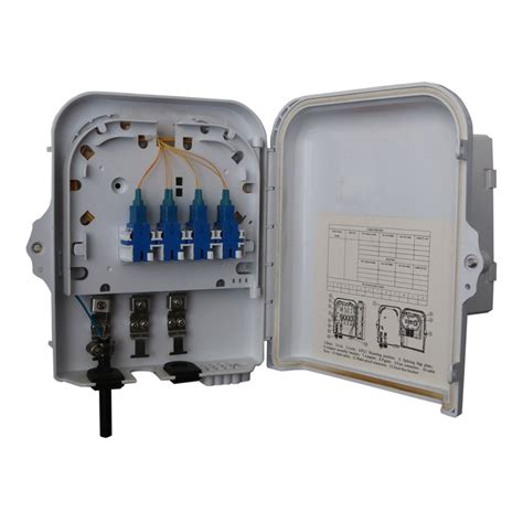 Box Fiber Ornamen fiber access terminal box 8 fiber optic distribution