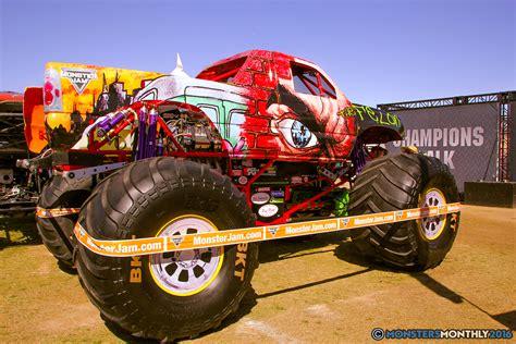 monster jam truck list the felon monster trucks wiki fandom powered by wikia
