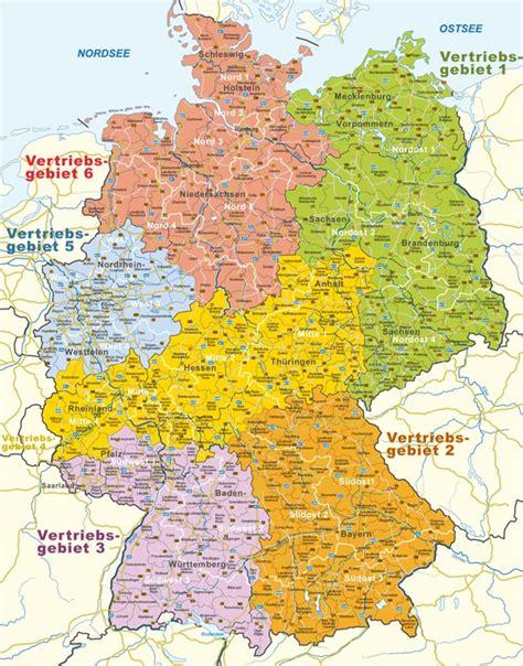 deu plz  karte deutschland postleitzahlen kostenlos