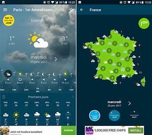 Meteo France Charleville : les meilleures applications m t o pour android androidpit ~ Dallasstarsshop.com Idées de Décoration