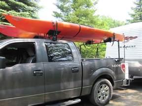 Pickup Truck Kayak Racks