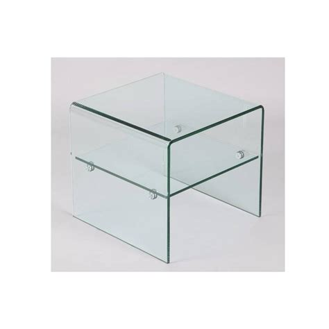 table bout de canapé en verre design bouts de canapes tables et chaises bout de canapé hestia