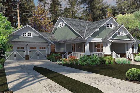 cottage craftsman farmhouse house plan