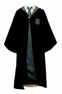 harry potter wizard robe cloak slytherin cloaks magic With robe de sorcier