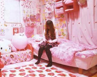 chambre kawaii aménagement décoration chambre kawaii