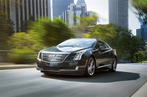 2018 Cadillac Elr Reviews And Rating Motor Trend