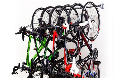 6 Bike Storage Rack  Garage Bike Rack  Monkey Bar Storage