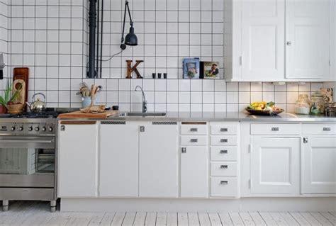 la cuisine d antan 15 idées multicolores pour créer une cuisine moderne à l