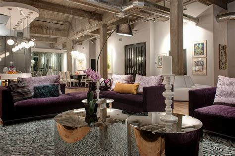 industrial glam living room industrial glam loft 2014 hgtv Industrial Glam Living Room