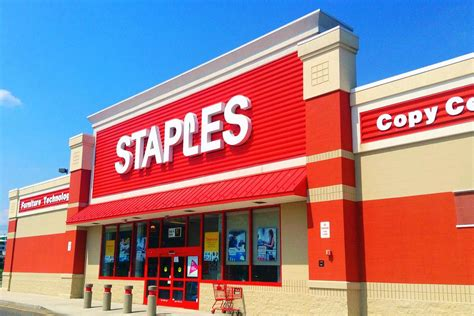 staples office supply store near me usa locations