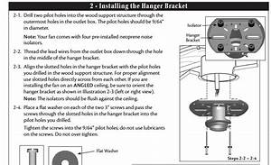 Hunter Ceiling Fan Manual