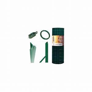 Grillage Soudé En Rouleau : kit grillage soud en rouleau pantanet family vert 1 ~ Dailycaller-alerts.com Idées de Décoration
