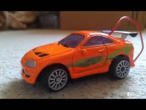 Toyota Supra From Fast and Furious