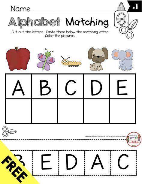 kindergarten  august freebies  images alphabet