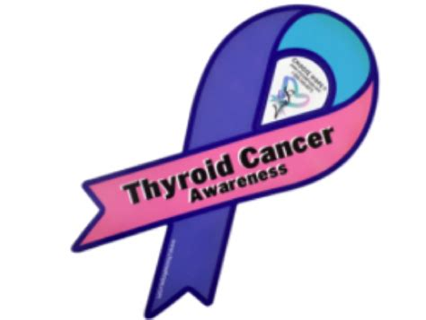 thyroid cancer ribbon color thyroid cancer a comprehensive guide and the top 6 ways