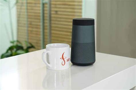 bose 360 grad sound bose soundlink revolve test 2019