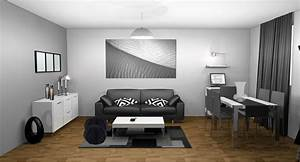 decoration interieur peinture simulation perfect With simulateur decoration interieur gratuit