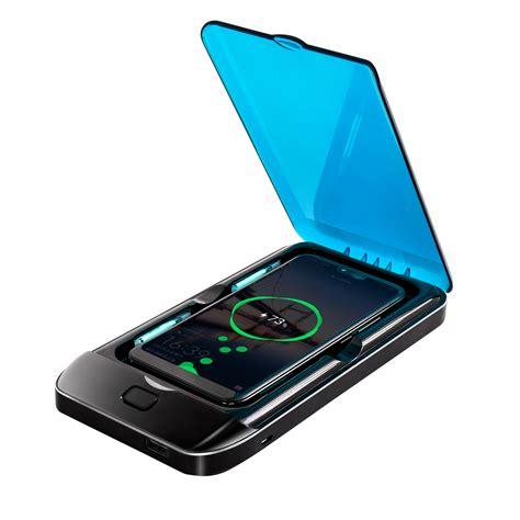 Portable Uv Sterilizer Box Mobile Phone Sanitizer Case