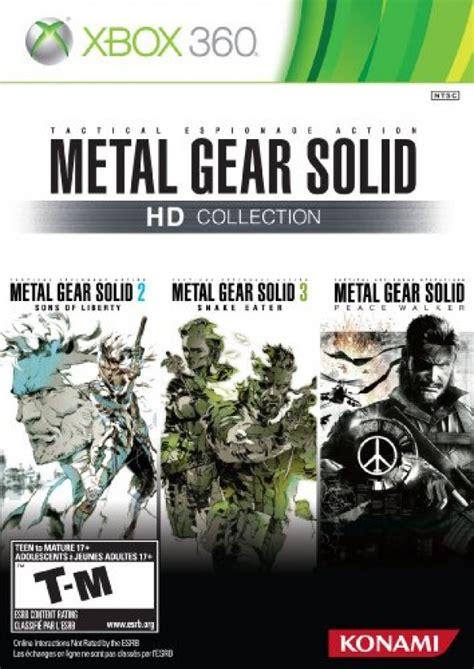 gear metal solid hd xbox 360 peace walker game optimus
