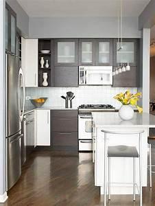 70, Marvelous, Tiny, House, Kitchen, Design, Ideas