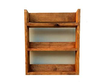 Buy Wooden Spice Rack by Wooden Spice Rack Etsy