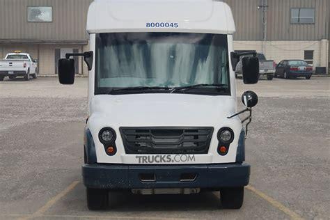 New Postal Truck by New Postal Service Mahindra Mail Truck