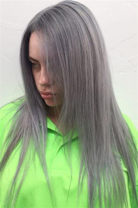 Blue Hair Billie Eilish