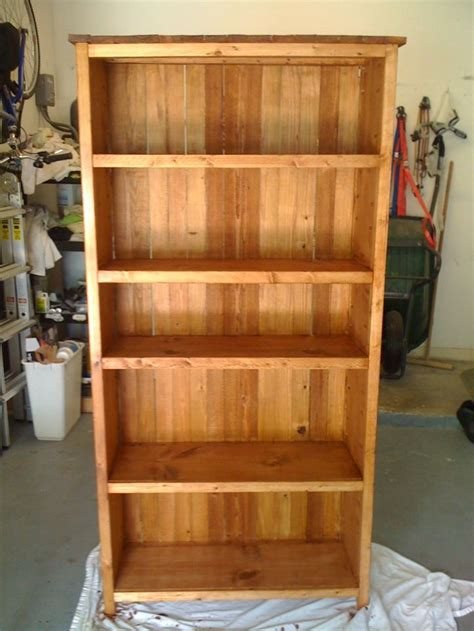 Bookshelf Plans by Rustic Style Bookcase Kreg Owners Community Scotty