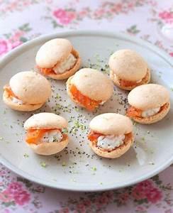 Apero Dinatoire Noel : des macarons sal s pour l 39 ap ritif de no l no l ~ Melissatoandfro.com Idées de Décoration