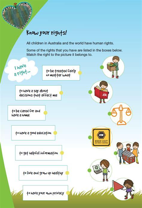 childrens rights report australian human