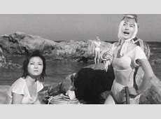 Ghost Story of a Woman Diver 1960 MUBI