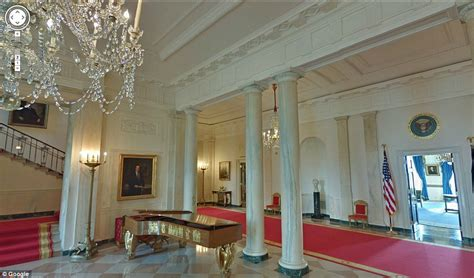 White House joins Google Art Project with 360-degree tour