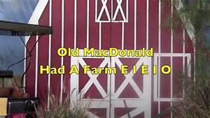 Old Macdonald Had A Farm Song Sing A Long With Lyrics