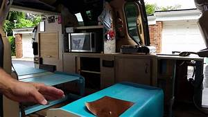 Minivan Camper Rv Conversion Sold To Fund My New Project