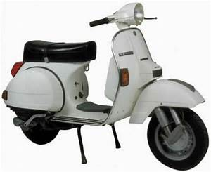 Vespa P125x P150x P200e Service Repair Manual Download