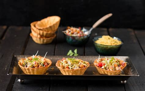indian canape 6 spicy chaat recipes you must for weekends