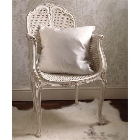 provencal rattan white chair bedroom company