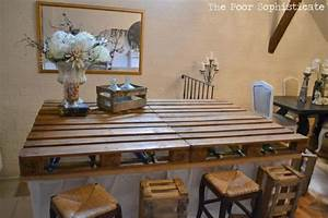 Bar Aus Holzpaletten : wine racks and bars made of recycled wooden pallets ~ Sanjose-hotels-ca.com Haus und Dekorationen