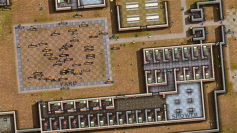 prison architect launching  week    mode vg